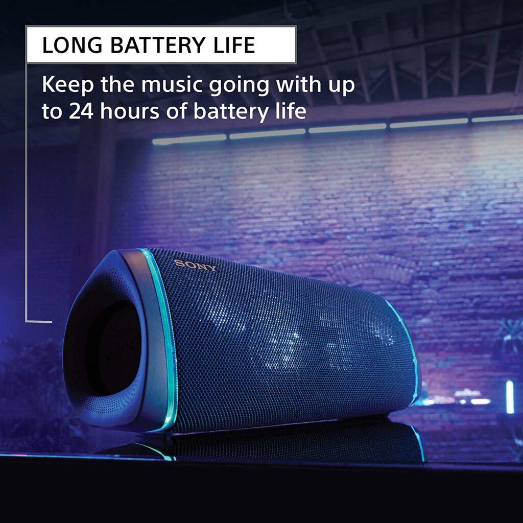 Sony SRS-XB43 Wireless Extra Bass Bluetooth Speaker