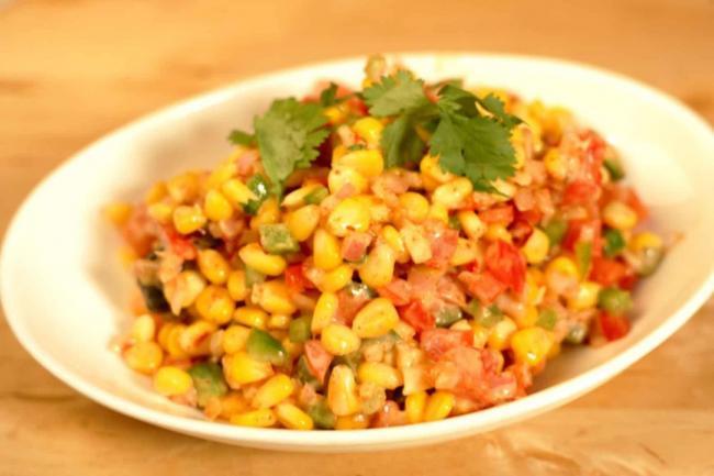 Corn-bhel