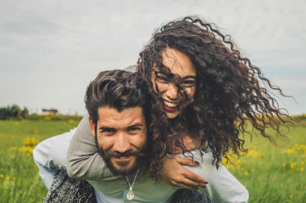 Hug from behind PhotoShoot Idea