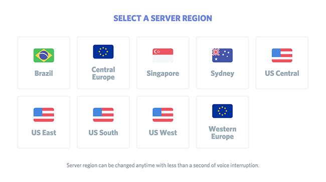 change discord server region