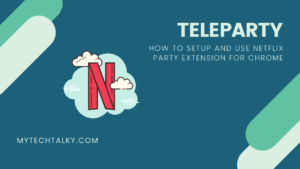 netflix party extension