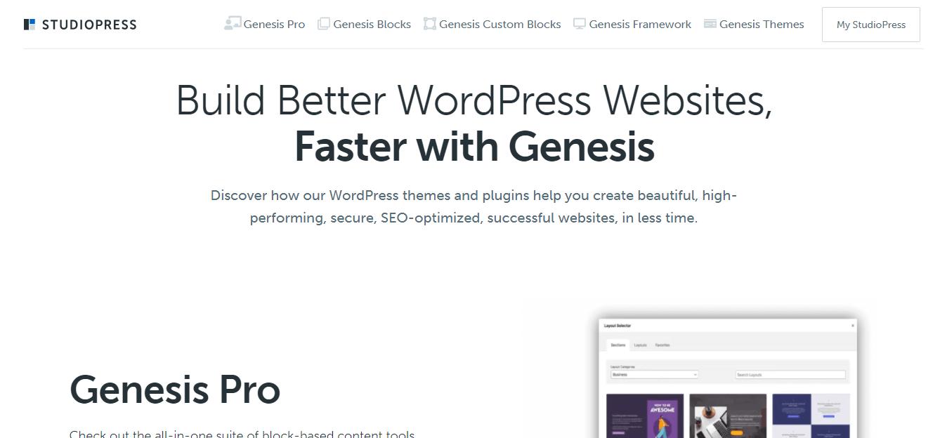 genesis wordpress theme for making travel blog