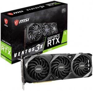 msi geforce rtx 3090 oc graphics card