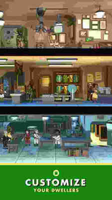 Fallout Shelter Mod Apk 1.14.3 Apk + Mod (Unlimited Money Obb Water/energy)