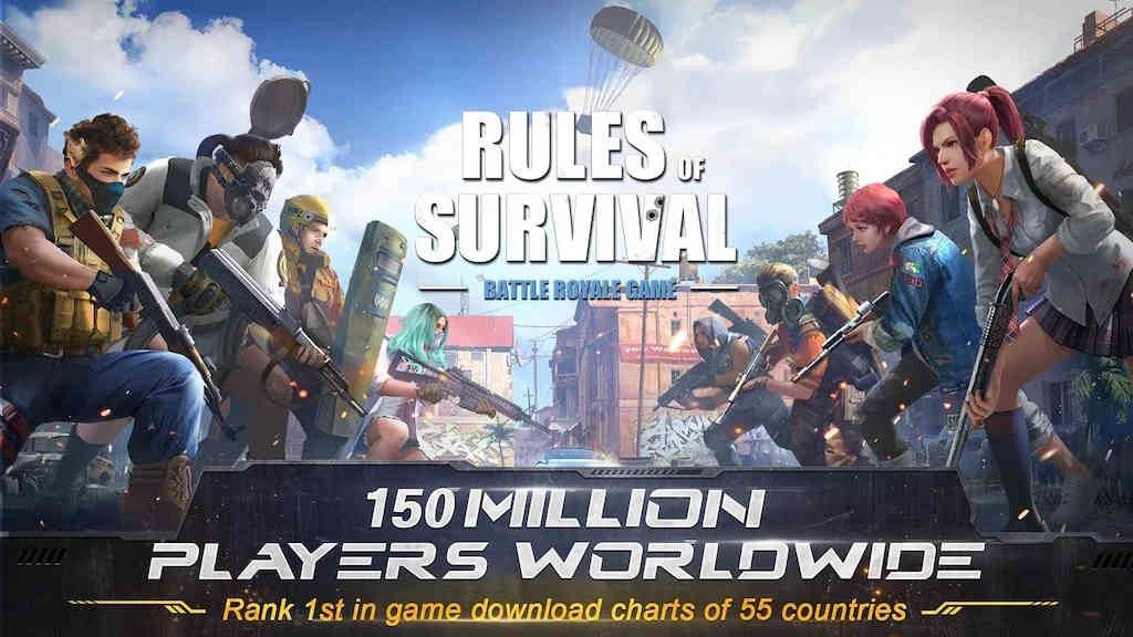 RULES OF SURVIVAL APK LATEST DOWNLOAD APK + OBB 2020 FOR MODDROID 1