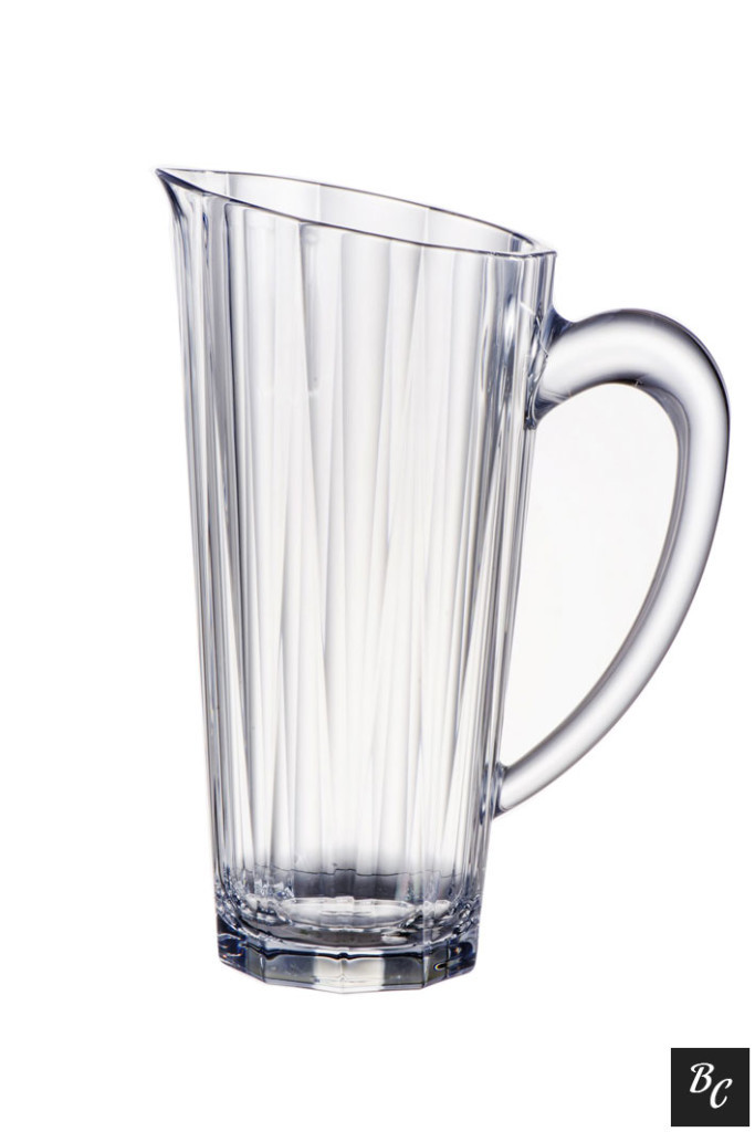 Okrossbar pitcher 2,2liter produktbild-kanr-plastglas