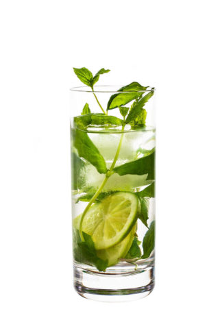 Falsterbo Longdrink 36cl - Gin Tonic in a premium unbreakable polycarbonate plastic glass from Barcompagniet