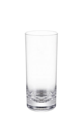 Falsterbo Longdrink 36cl - empty premium unbreakable polycarbonate plastic glass from barcompagniet