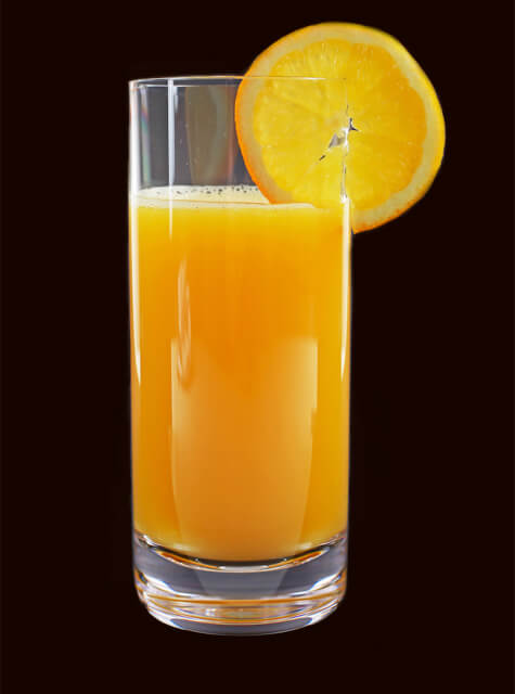 Falsterbo Longdrink 36cl - breakfast orange juice in a premium unbreakable polycarbonate plastic glass from barcompagniet