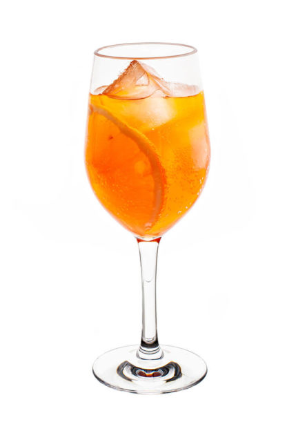 Falsterbo wine glass 32cl, aperol / spritzer and ice premium unbreakable polycarbonate plastic glass from barcomapgniet