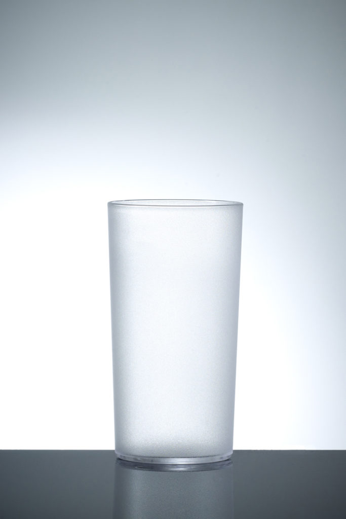 Vaso Hiball 28cl frosted irrompibles policarbonato Barcompagniet
