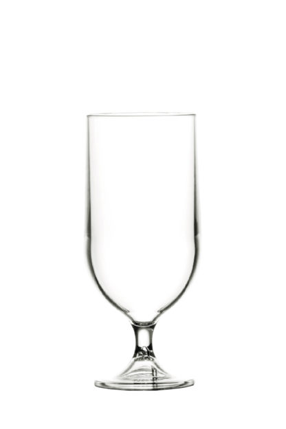 Beer goblet 10oz 28cl premium unbreakable polycarbonate glass from Barcompagniet