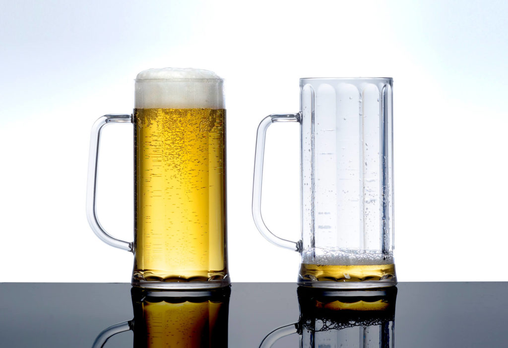 Beer mug 57cl with Beer in premium polycarbonate plastic from Barcompagniet