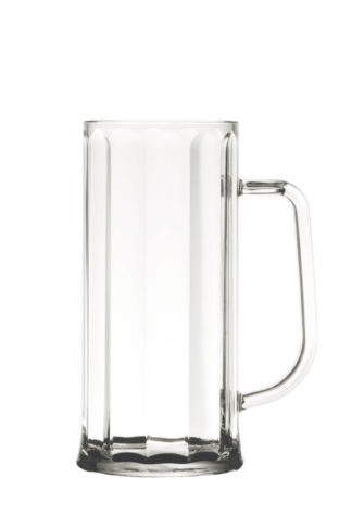 Beer Mug 57cl premium unbreakable polycarbonate glass from Barcompagniet
