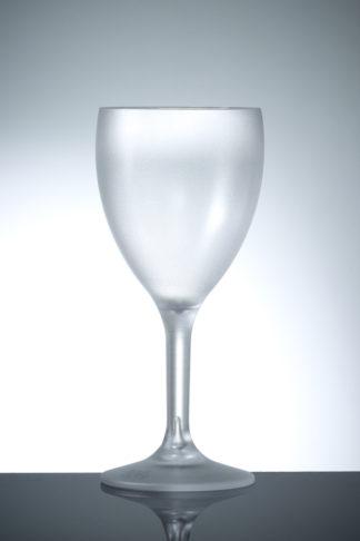 Copa Vino 26cl frosted policarbonato plastico Barcompagniet