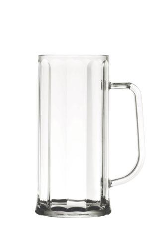 Jarra Cerveza 57cl irrompibles policarbonato plastico