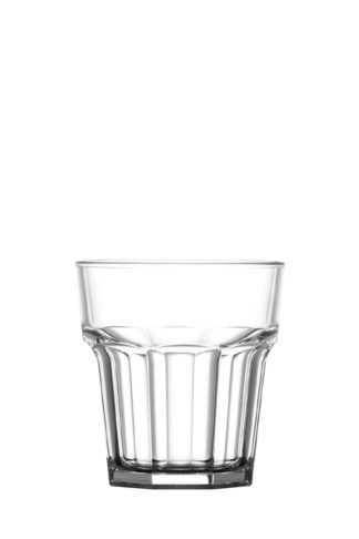 Tumbler drink glass rocks 11oz / 31cl premium unbreakable polycarbonate glass from Barcompagniet