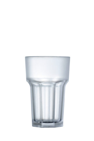 Vaso Hiball 28cl frosted irrompibles policarbonato