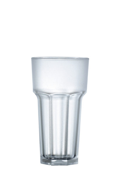 Vaso Hiball frosted 34cl irrompibles policarbonato
