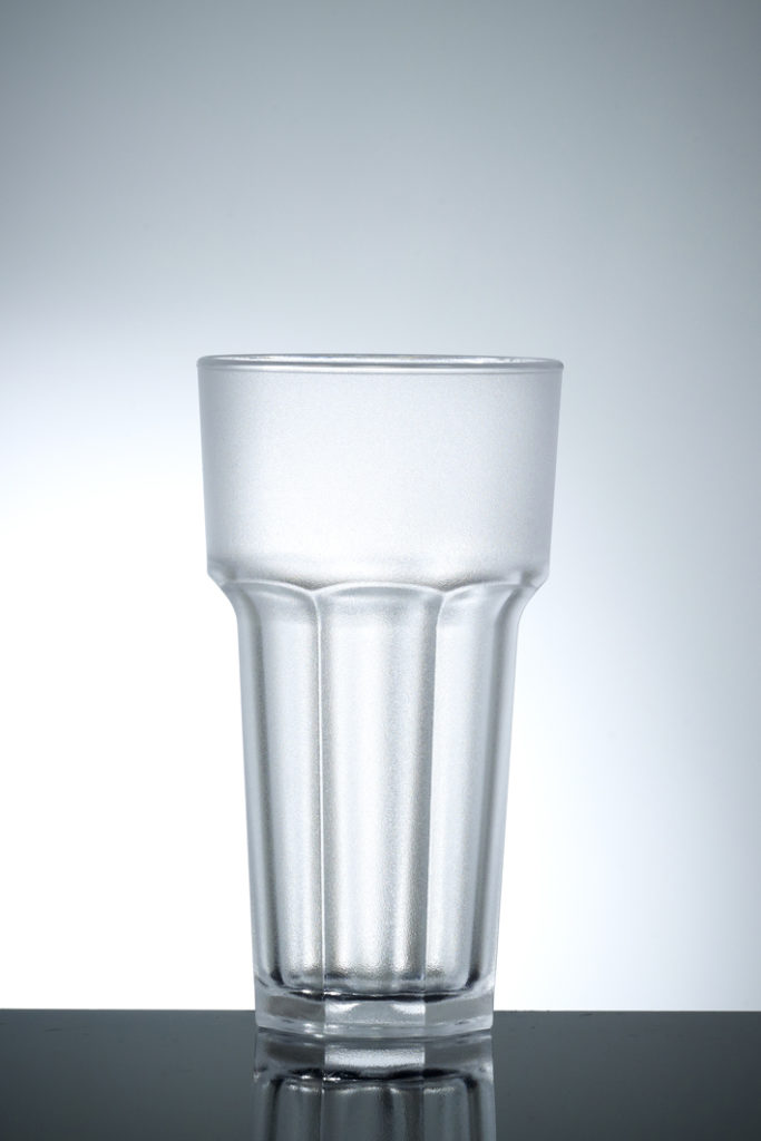 Vaso Hiball frosted 34cl irrompibles policarbonato Barcompagniet