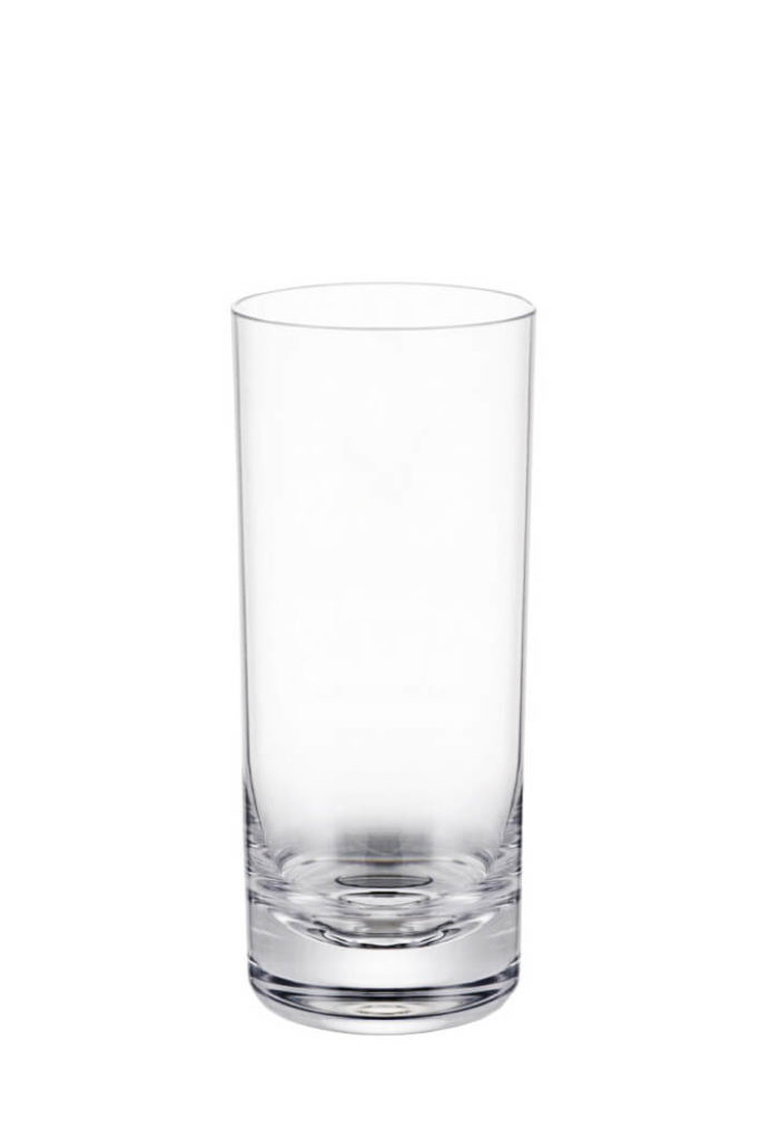 Falsterbo Longdrink 36cl för gin tonic i premium okrossbar polykarbonat från barcompagniet