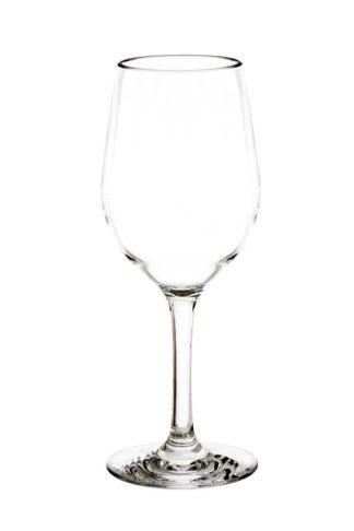 Falsterbo wine glass 32cl - empty premium unbreakable polycarbonate plastic glass from barcomapgniet