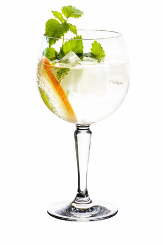 Palma Balloon glass 69cl - gin and tonic in premium unbreakable polycarbonate from Barcompagniet
