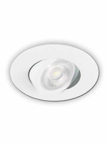 Prilux LED Recessed Light PAR20 White IC Remodel PRIR20-G01-72