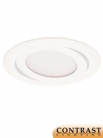 Profilux LED Recessed Light Matte White IC Remodel PROG40-1130