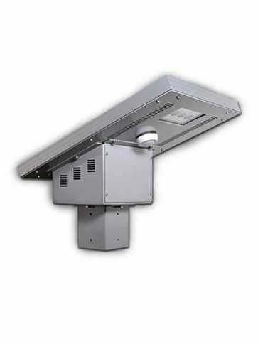 Solar Vision LX25 18W Autonomous Street Light Fixture 4100K