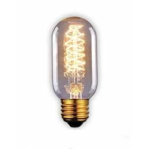 canarm t45 60w vintage bulb model b-t45-24lg