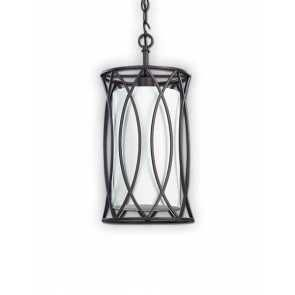 Canarm Monica 1 Light Oil Rubbed Bronze Pendant Light IPL320A01ORB9 (fixturewshade)