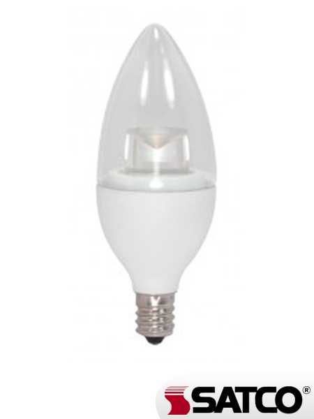 Satco S8983 B11 Led Bulb Price Match Guarantee