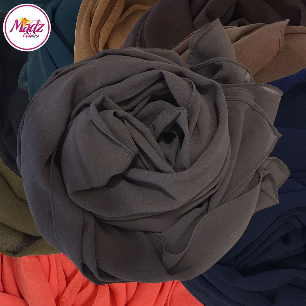 Madz Fashionz: Muslim Hijabs Scarves Shawls are now Launched