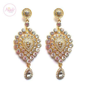 SAD02 – Sadiiyah (Earrings Gold 2)