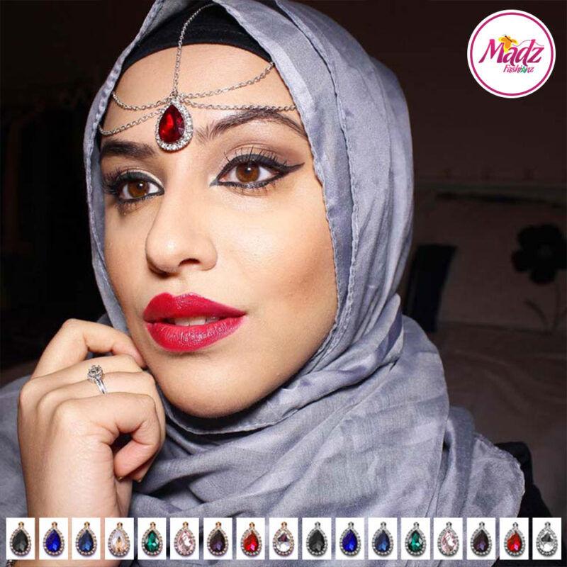 Madz Fashionz USA: Romy Ahmed Headpiece Matha Patti Hair Jewellery