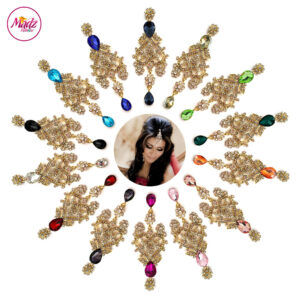 MAH05 – Mahreen (Earrings Gold 01)