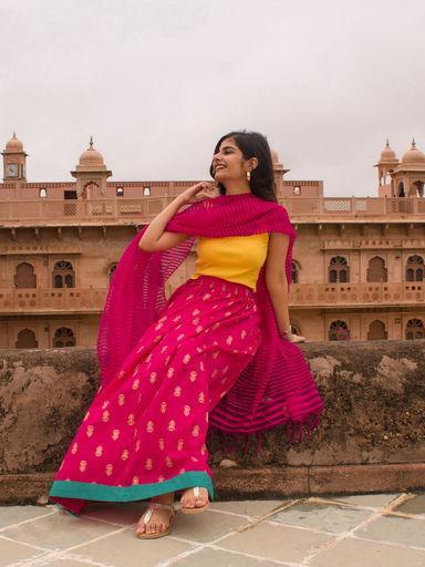 Rajasthan Vacation Lookbook