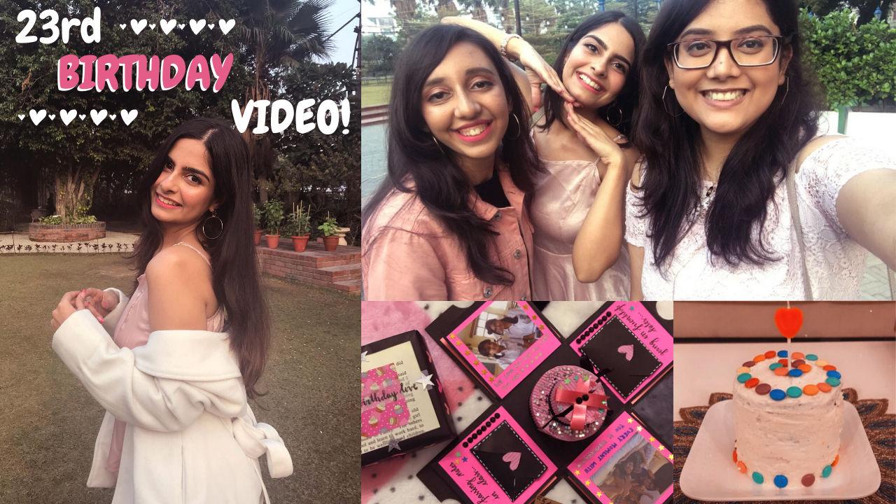 Birthday Vlog & GRWM