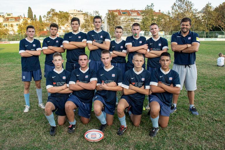 Za kadete do 14. godina Makarska domaćin Prvenstva Hrvatske u ragbiju 7