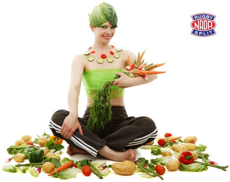 Dnevne prehrambene navike za žene