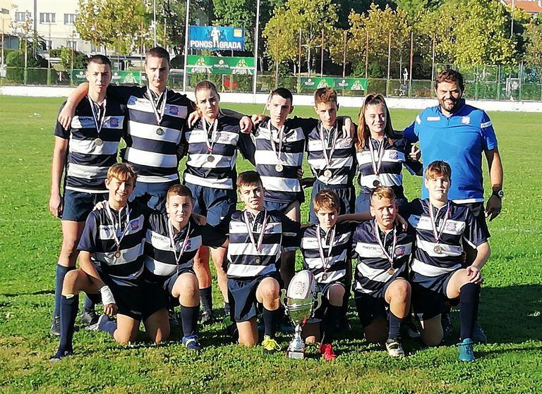 U-14: Ragbi 7 Kup Hrvatske