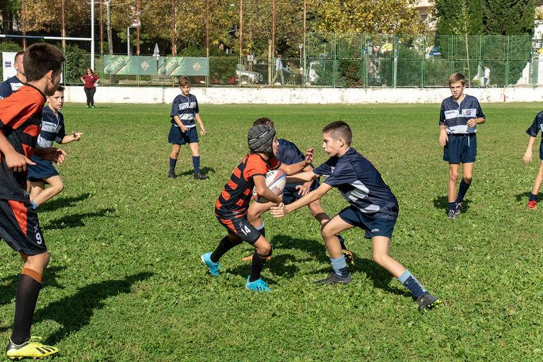 Ragbi škola u nedjelju igra turnir u Sinju