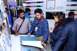 NGC Nafees participate in HGH India 2019