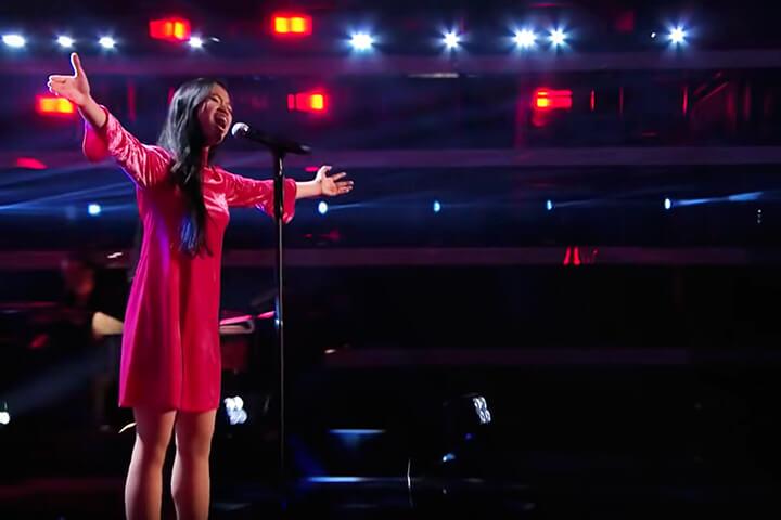 Claudia Emmanuela Santoso, Dari Cirebon, Juara 1 The Voice of Germany 2019