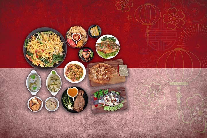 Makanan Pembawa Keberuntungan dan Kuliner Khas Imlek