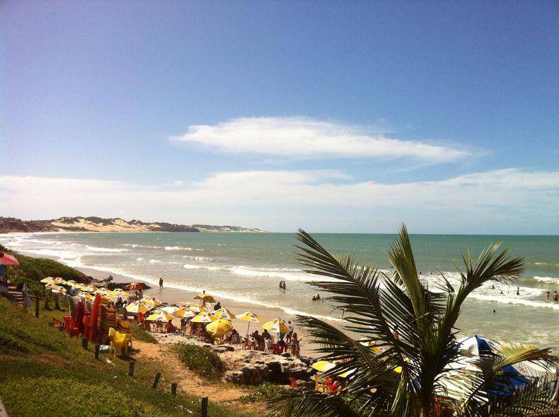 Praia de Cotovelo - RN