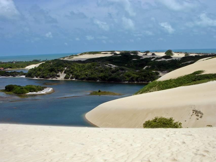 Praia de Genipabu