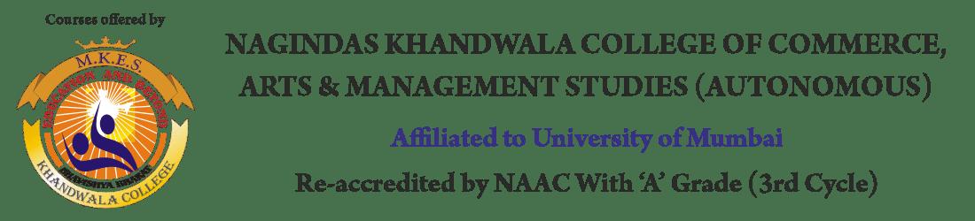 Nagindas Khandwala College : Nutrition Courses