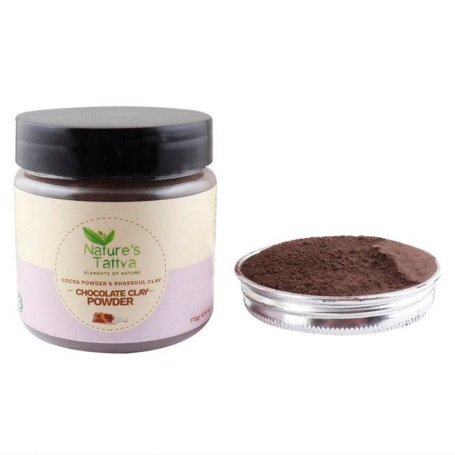 chocolate-clay-powder